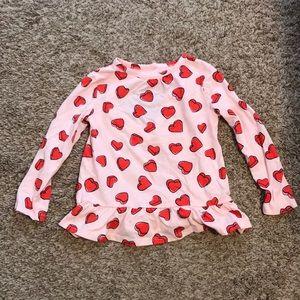 🎉3 for $20🎉Carter's heart shirt